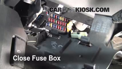 interior fuse box location: 1999-2004 jeep grand cherokee - 2003 jeep grand  cherokee laredo 4 0l 6 cyl