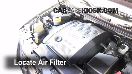 2003 Kia Sedona EX 3.5L V6 Air Filter (Engine)