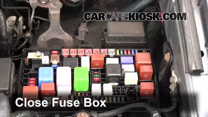 2003 Lexus GX470 4.7L V8%2FFuse Engine Part 2 replace a fuse 1990 1994 lexus ls400 1992 lexus ls400 4 0l v8 fuse box 92 lexus ls400 at crackthecode.co