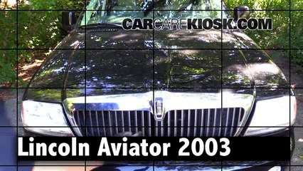 2003 Lincoln Aviator 4.6L V8 Review