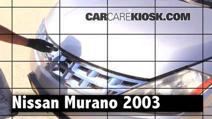 2003 Nissan Murano SE 3.5L V6 Review