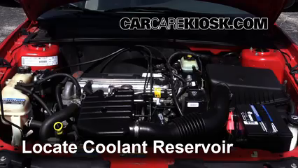 How to Add Coolant: Oldsmobile Alero (1999-2004) - 2003 ... Oldsmobile Engine Coolant on old hemi engines, 1968 olds 442 engines, dodge diesel truck engines, american car engines, arnolt engines, volkswagen engines, chevrolet 6 cylinder engines, prevost bus engines, ihc engines, steam car engines, toyota engines, power wagon engines, cadillac engines, sportchassis engines, hyundai engines, fageol engines, lasalle engines, pontiac engines, mazda engines, olds crate engines,