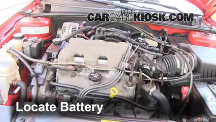 05 pontiac grand prix battery