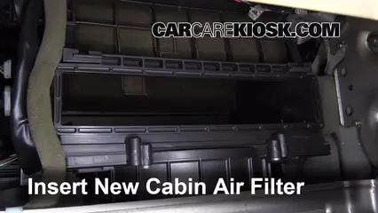 Cabin Filter Replacement Suzuki Xl 7 2002 2006 2003