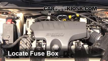 2003 Buick Regal LS 3.8L V6 Fusible (moteur)