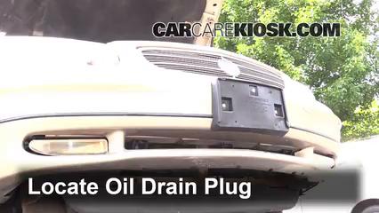 2003 Buick Regal LS 3.8L V6 Aceite Cambiar aceite y filtro de aceite