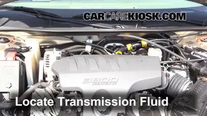 2003 Buick Regal LS 3.8L V6 Liquide de transmission