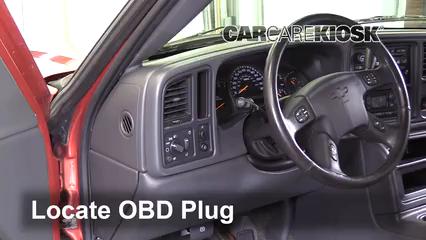 2003 Chevrolet Avalanche 1500 5.3L V8 Lumière « Check engine » du moteur