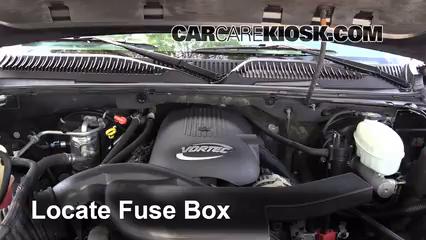 2003 Chevrolet Tahoe LS 5.3L V8 Fusible (moteur)