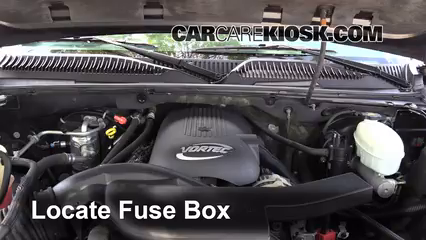 2003 Chevrolet Suburban 1500 LT 5.3L V8 Fusible (moteur)