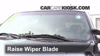 2003 Chevrolet Tahoe LS 5.3L V8 Windshield Wiper Blade (Front)
