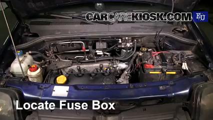 2003 Fiat Doblo Malibu 1.9L 4 Cyl. Diesel Fuse (Engine)