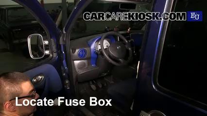 2003 Fiat Doblo Malibu 1.9L 4 Cyl. Diesel Fuse (Interior)