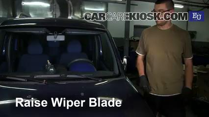 2003 Fiat Doblo Malibu 1.9L 4 Cyl. Diesel Windshield Wiper Blade (Front)