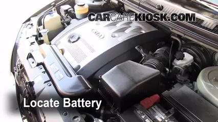 2003 Kia Sedona EX 3.5L V6 Battery