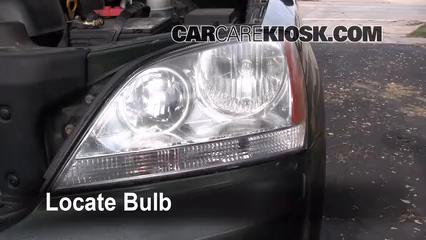 2003 2009 Kia Sorento Interior Fuse Check 2003 Kia Sorento Ex 3 5l V6