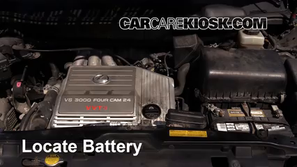 2003 Lexus RX300 3.0L V6 Battery