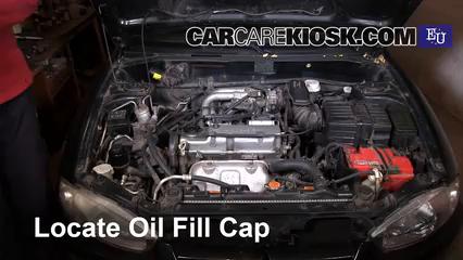 2003 Mitsubishi Colt GL 1.3L 4 Cyl. Oil