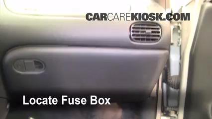 2003 Pontiac Grand Prix GT 3.8L V6 Sedan (4 Door) Fusible (interior) Control