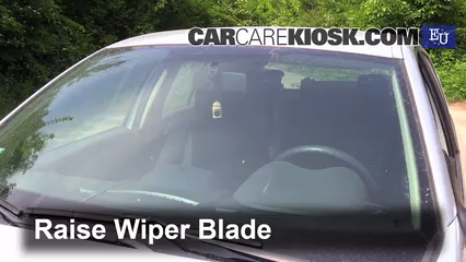 2003 Renault Megane Authentique 1.5L 4 Cyl. Turbo Diesel Windshield Wiper Blade (Front)