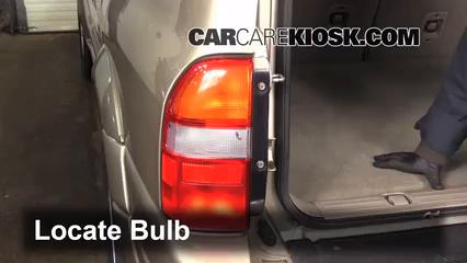 2003 Suzuki XL-7 Touring 2.7L V6 Luces