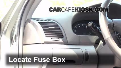 2003 Toyota Camry XLE 3.0L V6 Fuse (Interior)