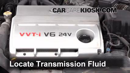 2003 Toyota Camry XLE 3.0L V6 Transmission Fluid