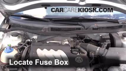 2004 Volkswagen Jetta GL 2.0L 4 Cyl. Sedan Fuse (Engine)