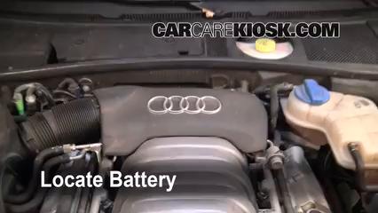 Battery Replacement 2001 2005 Audi Allroad Quattro 2002 Audi