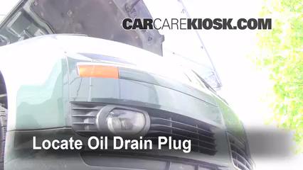 Oil Filter Change Audi A8 Quattro 2004 2010 2004 Audi A8