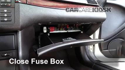 Interior Fuse Box Location: 1999-2006 BMW 330i - 2005 BMW 330i 3.0 ... 2005 Bmw 330xi Fuse Box Location CarCareKiosk
