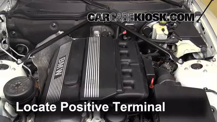 how to jumpstart a 2003 2008 bmw z4 2004 bmw z4 2 5i 2 5l 6 cyl rh carcarekiosk com BMW 2006 On Z4 Changing Coolant BMW Z3 Engine Diagram
