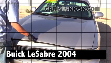 2004 Buick LeSabre Custom 3.8L V6 Review