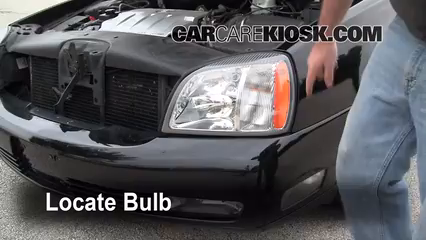 Battery Replacement 2000 2005 Cadillac Deville 2004