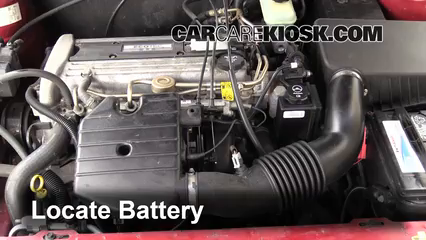 2004 Chevrolet Classic 2.2L 4 Cyl. Battery