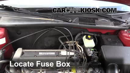 Replace a Fuse: 2004-2005 Chevrolet Classic - 2004 Chevrolet Classic 2.2L 4  Cyl.CarCareKiosk