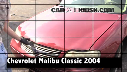 2004 Chevrolet Classic 2.2L 4 Cyl. Review