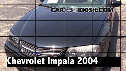 2004 Chevrolet Impala SS 3.8L V6 Supercharged Review