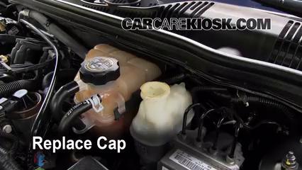 Adding Brake Fluid >> Add Brake Fluid 2004 2008 Chevrolet Malibu 2004 Chevrolet