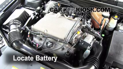 2004 Chevrolet Malibu LS 3.5L V6 Battery Jumpstart