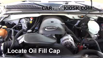 2005 Chevrolet Avalanche 1500 LS 5.3L V8 FlexFuel Oil