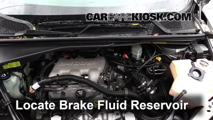 2004 Chevrolet Venture LS 3.4L V6 Brake Fluid