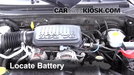 2004 dodge 2500 diesel battery