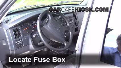 Dodge Dakota Sport L V Crew Cab Pickup Door Ffuse Interior Part on 1997 Dodge Ram 1500 Problems