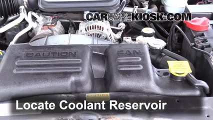 coolant flush how to dodge durango 1998 2003 2003 2004 dodge durango 4 7 radiator flush #4