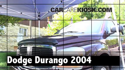 2004 Dodge Durango SLT 5.7L V8 Review