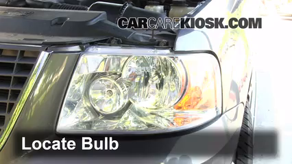 Headlight Change 2003 2006 Ford Expedition 2004 Ford