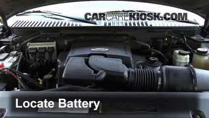 2004 Ford Expedition XLT 5.4L V8 Battery