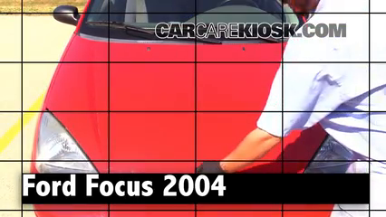 2004 Ford Focus ZTS 2.3L 4 Cyl. Review