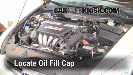 2003-2007 Honda Accord Oil Leak Fix - 2004 Honda Accord EX